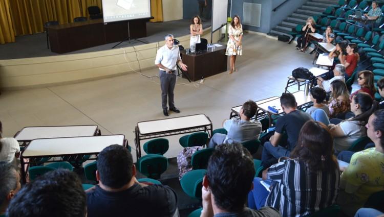 Se realizaron las Jornadas Docentes del Primer Semestre de la Facultad de Ciencias Exactas y Naturales