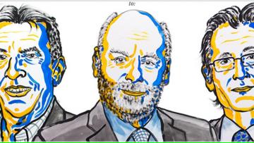 Continúa el ciclo de charlas Nobel 2016: viernes 04 de noviembre a las 12:30 hs.