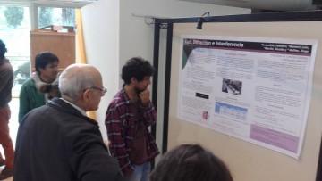 Jornada de Exposición de Pósters de Física Experimental