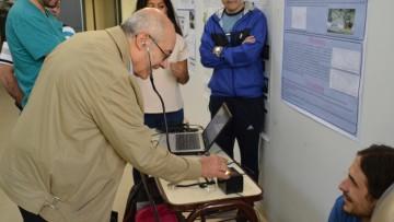 Se realizó la muestra Física Interactiva, del Taller temático de Física