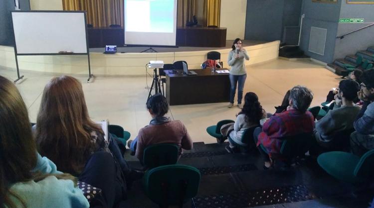 Se realizó la Jornada sobre Formación para la Investigación en carreras de grado universitario en Ciencias Básicas