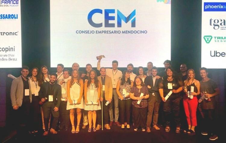 Miembros de la Facultad son reconocidos en el Premio Jóvenes Mendocinos Destacados