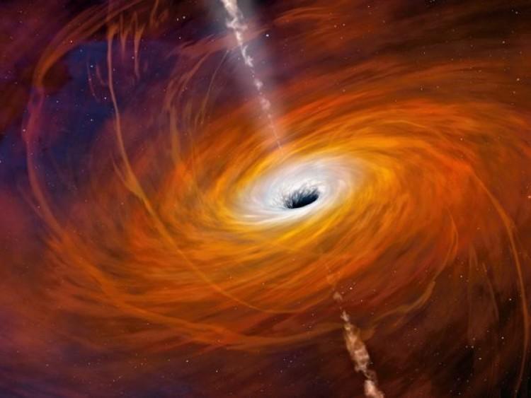Ciclo de charlas Construyendo Ciencia: Descubriendo las profundidades del universo: Jets y agujeros negros