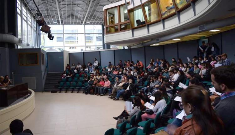 Asamblea del Centro de Estudiantes