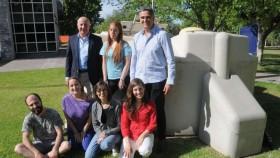 Diario Los Andes: La mirada al cielo: así trabajan los 30 astrónomos locales Quieren instalar a Mendoza como un lugar alternativo a los tradicionales para la investigación (La Plata y Córdoba).