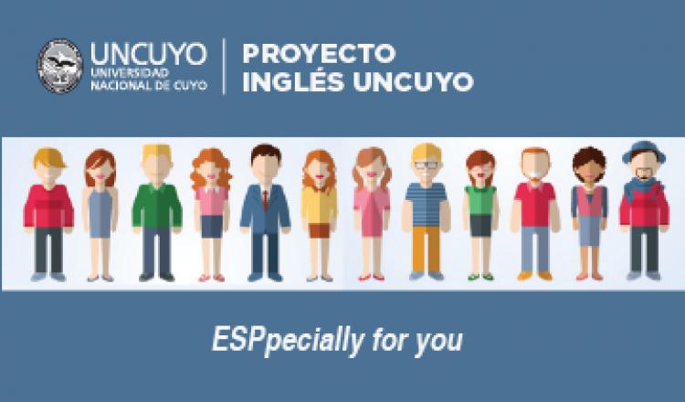Cursos de Inglés para la comunidad de la UNCuyo