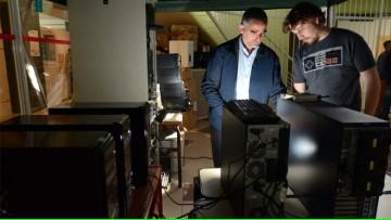 Beca de FONCyT para trabajar en el Laboratorio de Simulaciones en Materiales Astrofísica y Física