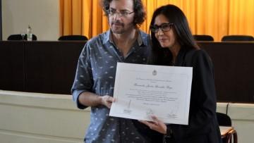 Nuevo reconocimiento para el paleontólogo González Riga