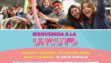 Bienvenida a la UNCUYO 2019