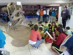 Megaexposición La Brújula 2013- Dinosaurios