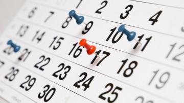 Calendario académico 2018 y mesas febrero-marzo 2018, primer y segundo llamado