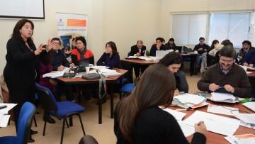 Programa de capacitación docente 2018