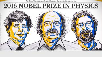 imagen que ilustra noticia Charla sobre el premio Nobel de Física 2016: La topología aplicada a física de materiales