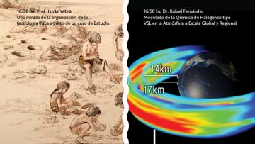Ciclo de charlas científicas en la FCEN
