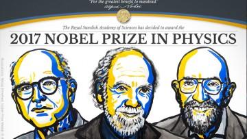 Charla sobe el Premio Nobel de Física 2017:  Ondas gravitacionales y observaciones de agujeros negros