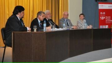 El Instituto de Ciencias Básicas fue sede de la 18ª Reunión Plenaria CUCEN