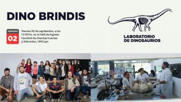 El laboratorio de Dinosaurios de la FCEN celebra su 4º aniversario