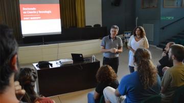 Convocatoria abierta para la presentación de cursos de posgrado FCEN