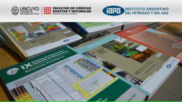 La carrera de Geología recibió una nueva donación, en este caso del Instituto Argentino del Petróleo y del Gas
