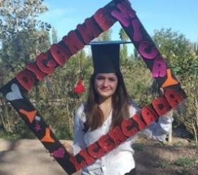 MDZ: La UNCuyo tiene a su primera egresada en cuarentena