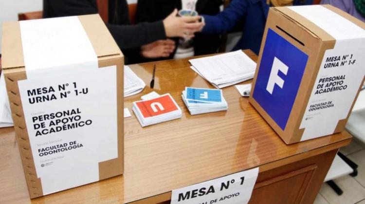 Elecciones FCEN 2018