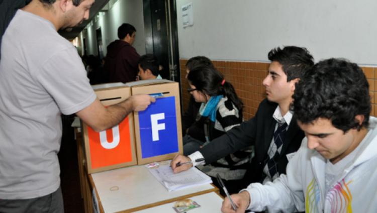 Oficialización de listas para Elecciones FCEN UNCUYO 2018