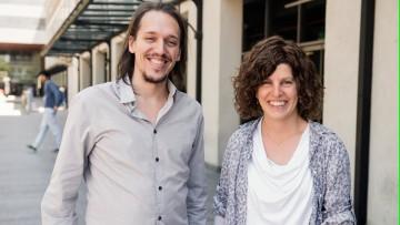 La ciencia de punta de hoy busca cruzar disciplinas, entrevista a Emilio Kropp y Ana Amador