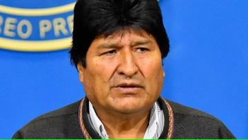 Repudio al golpe de estado consumado en Bolivia