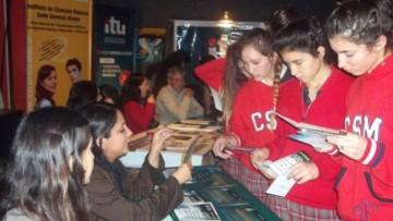 El ICB participó de la Expo Educativa en General Alvear