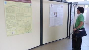 Exposición de Investigación en el ICB