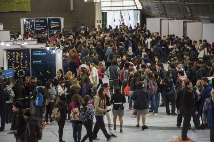 Convocatoria para estudiantes informadores vocacionales Expoeducativa 2018
