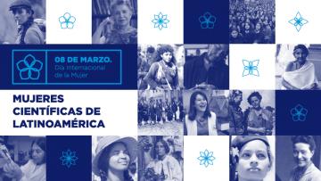 Muestra fotográfica: Mujeres Científicas de Latinoamérica