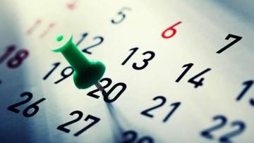 Cronograma de las mesas de exámenes de mayo, modalidad virtual