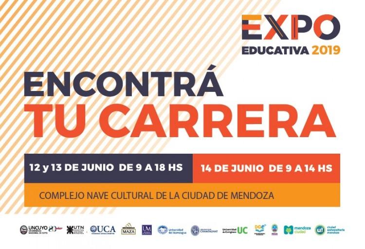 Encontrá tu carrera universitaria en la Expo Educativa