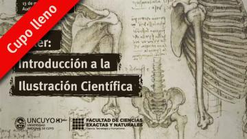 Taller: Introducción a la Ilustración Científica