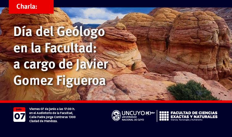 Día del Geólogo en la FCEN