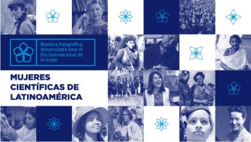 Se inauguró en Malargüe la muestra fotográfica Mujeres Científicas de Latinoamérica
