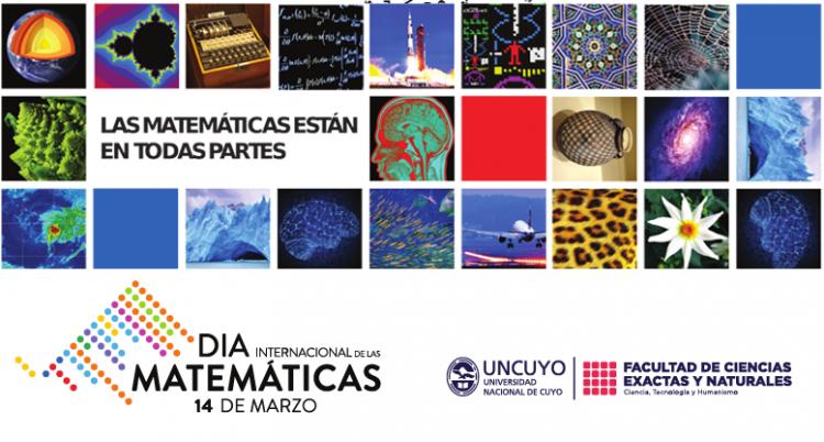 La FCEN celebra el Día Internacional de las Matemáticas con una serie de conferencias