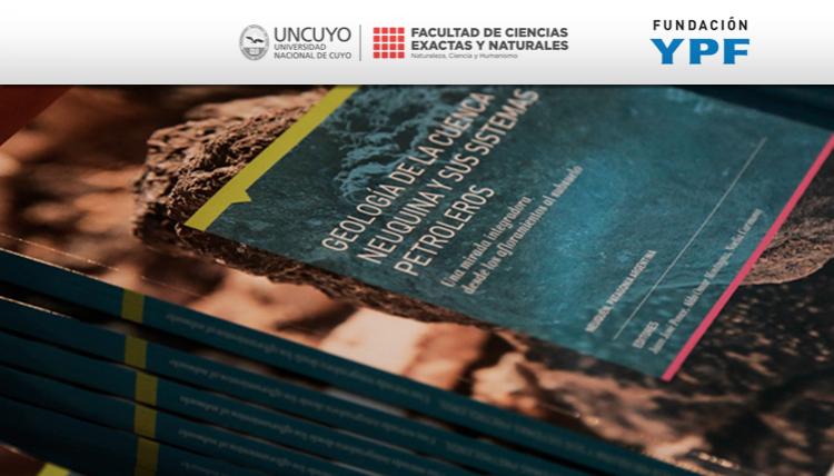La Fundación YPF donó material educativo para la Licenciatura en Geología