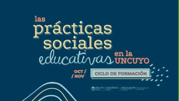 Prácticas Socio educativas: comienza un ciclo de capacitaciones y se abre convocatoria a propuestas