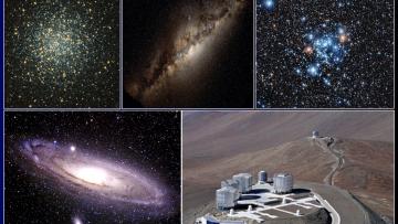 """Charla """"Astrofísica de galaxias: rumbo a una integración multidisciplinaria"""""""