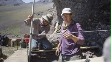 El Laboratorio de Paleoecología Humana de la FCEN encontró restos de un niño de 5.700 años de antigüedad en Las Cuevas