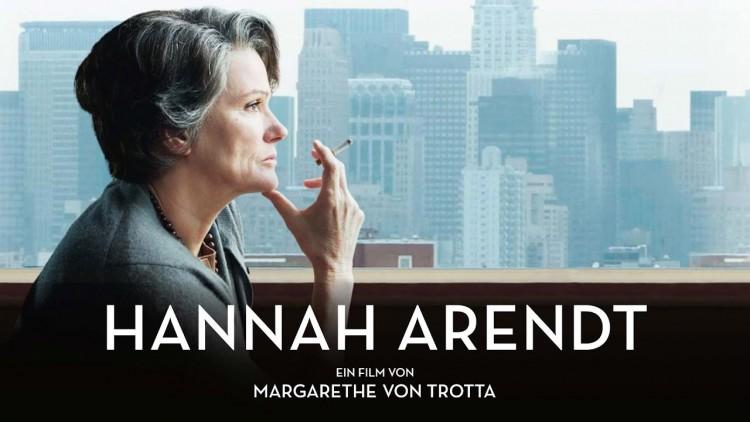 Ciclo de cine debate: Ciencia, Ética y Género presenta Hannah Arendt