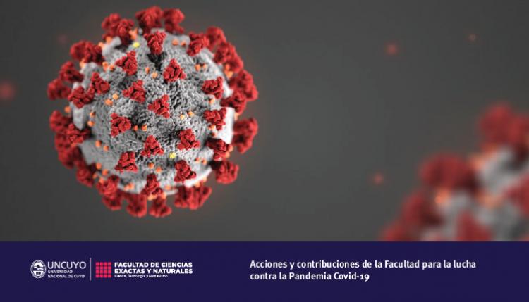 Acciones y contribuciones de la Facultad en el contexto de la pandemia por el COVID-19