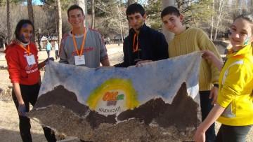 Instancia Nacional de la Olimpiada Argentina de Ciencias Junior 2012
