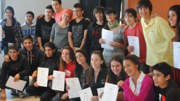 Finalizó Olimpíada Nacional de Ciencias Junior en la UNCUYO