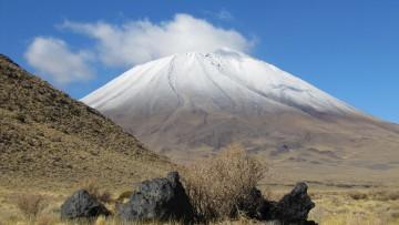 """Charla: """"Toda la volcanología en un solo lugar: Payunia, Mendoza"""""""
