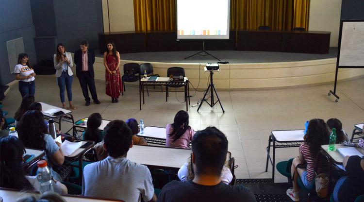Se realizó el primer curso sobre Educación Sexual Integral en la Facultad