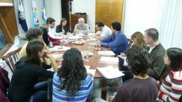 Sesionó por primera vez el Consejo Académico del ICB