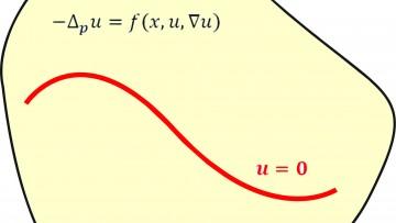 Defensa de seminario de Investigación: Teorema de Radó para el P-Laplaciano no homogéneo, de María Laura de Bordón